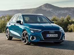 Audi A3 Sportback (2021) - pictures, information & specs