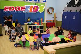 Edge Kids The Best Kept Secret At The Gym