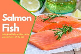 how many calories are there in salmon