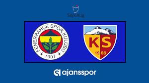 Fenerbahçe Kayserispor maçı canlı izle | Şifresiz Bein Sports 1 yayın izle  bedava