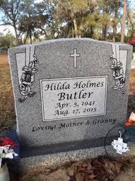 Hilda Fay Holmes Butler (1941-2015) - Find A Grave Memorial