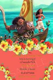 Disneys Princess Moana Choice Of Color Cumpleanos De Moana