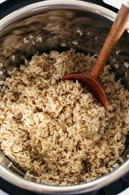 perfect instant pot brown rice eat
