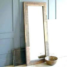tall wall mirror target large long gold