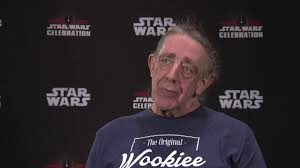 "Star Wars Celebration 2017: Peter Mayhew ""Chewbacca"" Movie Panel Interview  - YouTube"