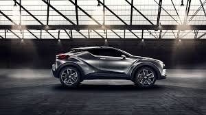 2016 toyota c hr concept wallpapers