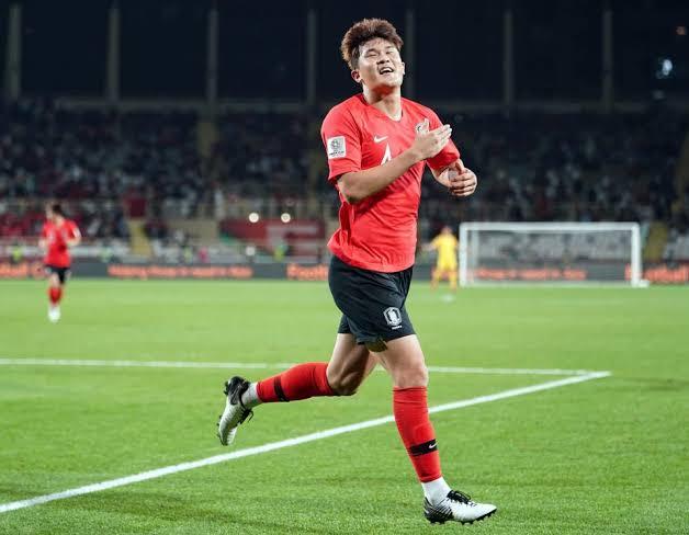 "Image result for kim min jae football"""