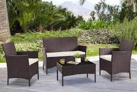 rattan garden furniture wowcher