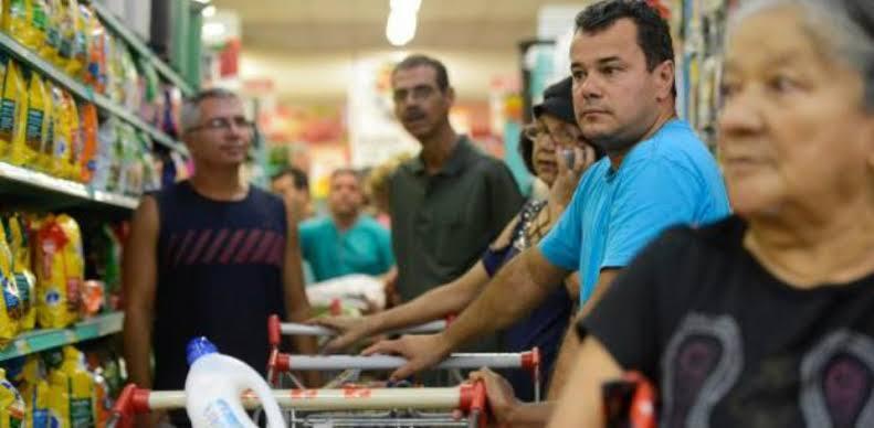 Resultado de imagem para Índice oficial de preços tem deflação de 0,04% em setembro