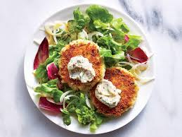 Crab Cakes with Spicy Remoulade Recipe ...