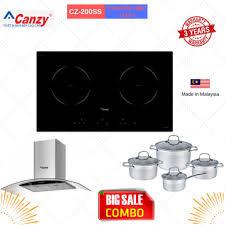 Bếp từ CANZY CZ 200SS, Giá tháng 5/2020