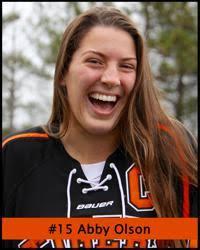 Delano/Rockford - 2017-2018 Regular Season - Roster - #15 - Abby Olson - D
