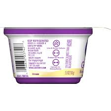 light and fit greek yogurt nutrition