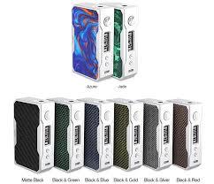 ᗖ100 Authentic Voopoo Drag 157w Tc Box Mod Vs Voopoo Too 180w Box Mod Powered By 18650 Battery Box Mod Vape Mod Drad Vs Pd1865 A681