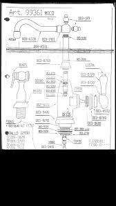 mico 7753 simone single handle kitchen