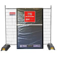 Fence Sound Barrier For Rent Kennards Hire