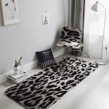 leopard print gy mink cashmere