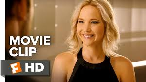 Passengers Movie CLIP - First Date (2016) - Jennifer Lawrence ...