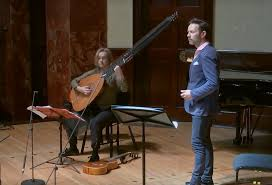 Planet Hugill: Intimate beauty: Iestyn Davies and Elizabeth Kenny in  Elizabethan lute song, Purcell, Mozart and Schubert at Wigmore Hall