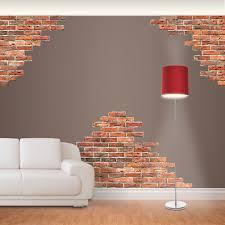 Fathead Horizontal Brick Wall Decal Reviews Wayfair