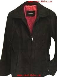guess black leather jacket 8375101