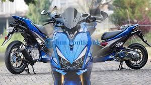 Permalink to Lihat Gambar Motor Aerox