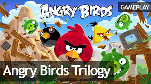 Angry Birds Trilogy - Gameplay - YouTube