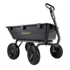 dump cart 40 x 25 black gor6ps c