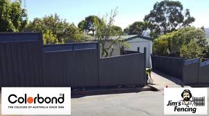 Colorbond Fence Extensions Fence Toppers Jim S Fencing