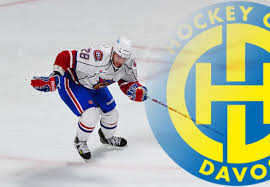 """Aaron Palushaj - Let's get to know more about HC Davos new """"Shark""""! -  Leading Sport 
