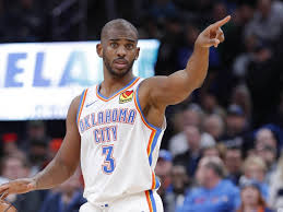 Chris Paul out due to personal reasons ...