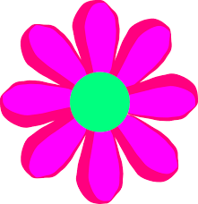free images of cartoon flowers