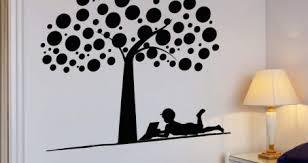 Living Room Wall Art Stickers Bedroom Uk Decal Decor Design White Laundry Baby Vamosrayos