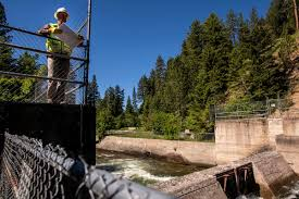 Dam Done Crews Begin Work Restoring Rattlesnake Creek Flow Local News Missoulian Com