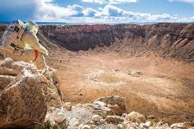 Explore a Meteor Crater East of the Grand Canyon - My Grand Canyon ...