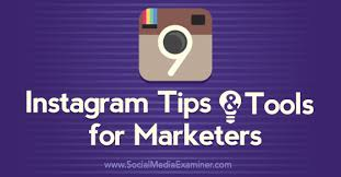 insram tips and tools for marketers