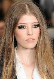 mod rock chic makeup how to