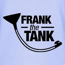 frank the tank t shirt by chargrilled
