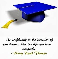 new graduation quotes sayings mar