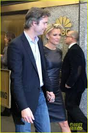 Megyn Kelly Holds Hands with Husband ...