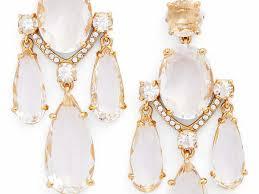 54 kate spade chandelier earrings lyst