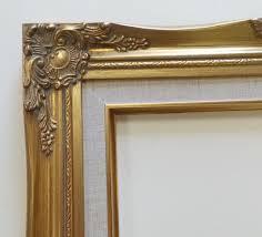 ikea silverhÖjden frame gold 16x20