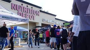 nutrition depot is hosting largest