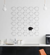 70 Creative Stickers That Make Your Wall Look Magical Bored Panda
