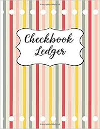 Checkbook Ledger: Checkbook Debit Card Register for Checking ...
