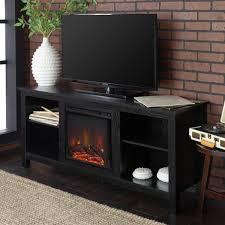 electric tv stand wayfair