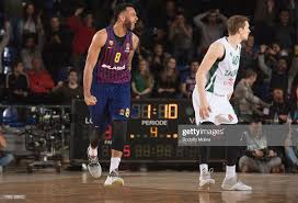 Adam Hanga, #8 of FC Barcelona Lassa in action during the 2018/2019... News  Photo - Getty Images
