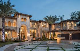 mediterranean home house plans style