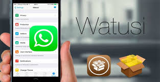 Watusi 2 for Whatsapp - Ultimate WhatsApp Cydia Tweak