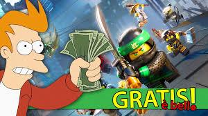 Free is Beautiful - LEGO Ninjago Movie: Video Game »Let's talk ...